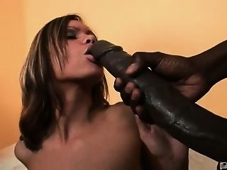 big cocks black and ebony blonde